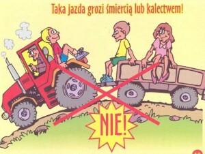 KRUS_ostrzezenie o wypadkach dzieci